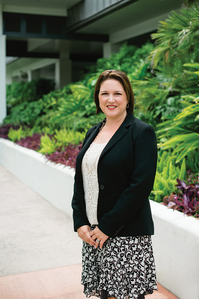DeAnn Flores Chase, Founder