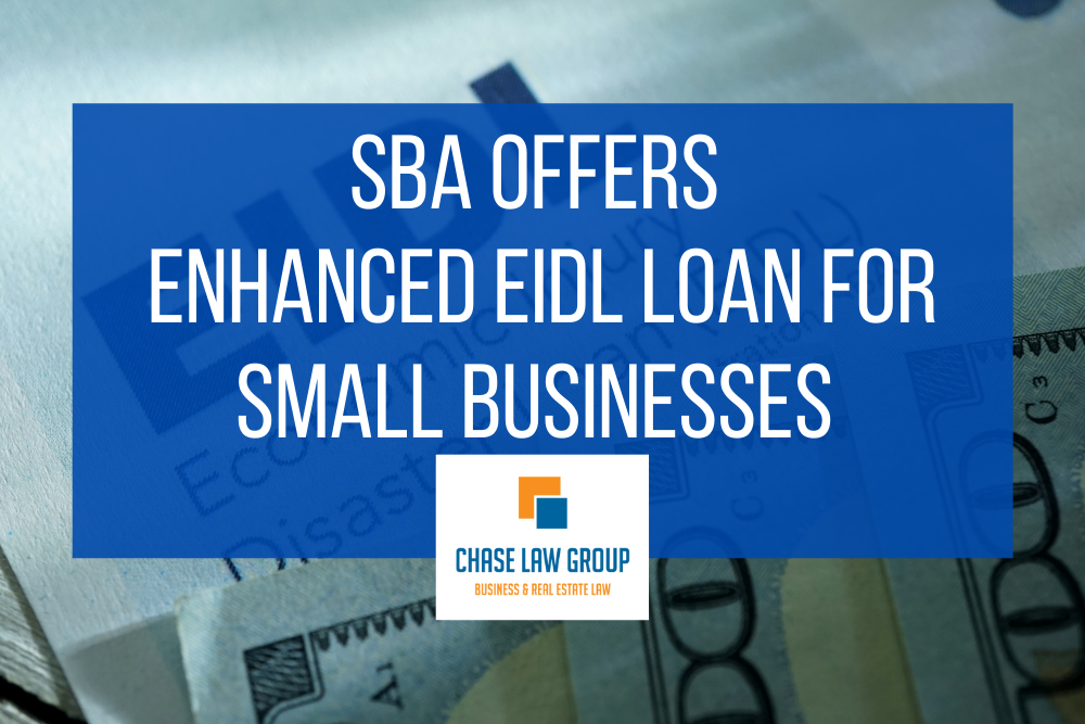 Enhanced Economic Injury Disaster Loan Program to Help Small Business Facing COVID Delta Variant Challenges